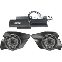 SSV Works RZ4-2KRC 2019 + RZR Turbo S 2-speaker Kit found on Bargain Bro India from Crutchfield for $749.99