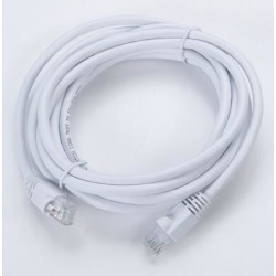 Metra ethereal 12 foot Cat 6 Patch Cable- White found on Bargain Bro India from Crutchfield for $6.99