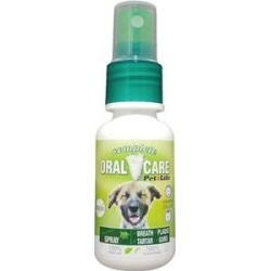 PetzLife Peppermint Oral Care Spray, 1-oz bottle found on Bargain Bro India from Chewy.com for $9.99