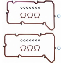 2001-2002 Oldsmobile Aurora Valve Cover Gasket Set - Felpro VS 50597 R found on Bargain Bro India from Parts Geek for $48.98