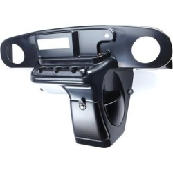 VIP TXDHBPEZIRT E-Z-Go TXT DIN Dash, Black Paintable found on Bargain Bro Philippines from Crutchfield for $279.99