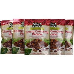 Salad Pizazz Salad Toppings, Cherry Cranberry Pecano, 3.75-Ounce (Pack of 6)