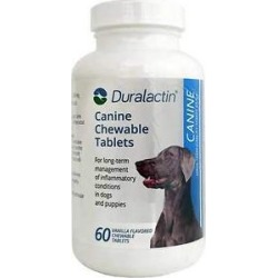 PRN Pharmacal Duralactin Soft Chews Dog Supplement, 60 count