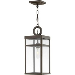 Hinkley Lighting Porter 19 Inch Tall 1 Light Outdoor Hanging Lantern - 2802OZ found on Bargain Bro Philippines from Capitol Lighting for $289.00