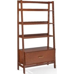 Landon Large Etagere in Mahogany - Crosley CF1110-MA found on Bargain Bro India from totally furniture for $275.33