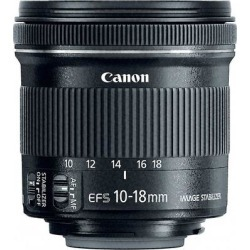 Canon EF-S 10-18mm f/4.5-5.6 IS STM Lens found on Bargain Bro India from Crutchfield for $299.00