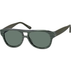 Zenni Womens Sunglasses Green Frame Plastic A10120824 found on Bargain Bro India from Zenni Optical for $35.95