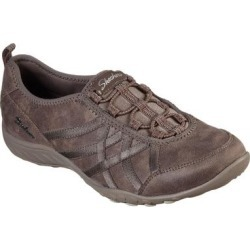 Skechers Relaxed Fit: Breathe Easy - Days End Sneakers, Dark Taupe, 5.0 found on Bargain Bro India from SKECHERS.com for $62.00