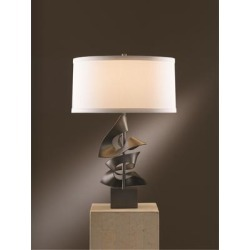 Hubbardton Forge Gallery 24 Inch Table Lamp - 273050-1028 found on Bargain Bro India from Capitol Lighting for $960.00