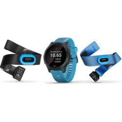 Garmin Forerunner 945 Bundle Blue GPS Running Watch with HRMs found on Bargain Bro India from Crutchfield for $749.99