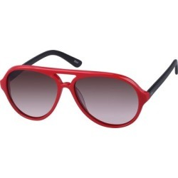 Zenni Womens Sunglasses Red Frame Plastic A10121018 found on Bargain Bro India from Zenni Optical for $45.95