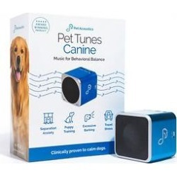 Pet Acoustics Pet Tunes Calming Music Dog Speaker found on Bargain Bro from Chewy.com for USD $45.59