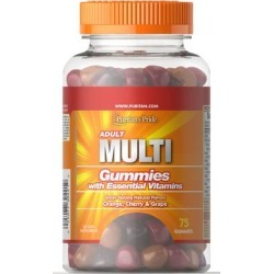 Puritan's Pride Adult Gummy Multivitamin-75 Gummies