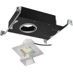 WAC Lighting Aether 6 Inch LED Recessed Lighting Trim - R3ASDL-F930-BN found on Bargain Bro India from Capitol Lighting for $197.95