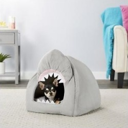 Frisco Novelty Dog & Cat Shark Bed Cave found on Bargain Bro Philippines from Chewy.com for $25.99