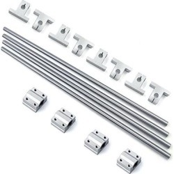 Support Ideaker Horizontal 8mm Dia Linear