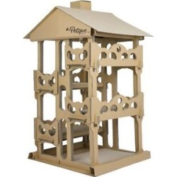 Petique Feline Chateau Cat Scratcher Toy found on Bargain Bro India from Chewy.com for $79.99