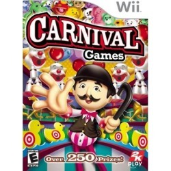 Carnival Games - Nintendo Wii