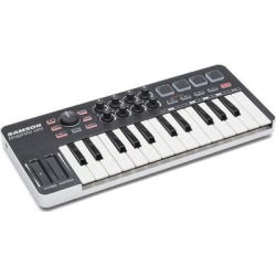 Samson 25 Key Mini Keyboard Controller found on Bargain Bro India from Crutchfield for $79.99