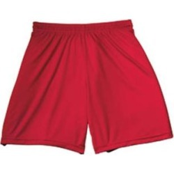A4 NB5244 Athletic Youth Cooling Performance Polyester Short in Scarlet size Large found on Bargain Bro India from ShirtSpace for $6.90