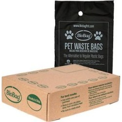 BioBag Standard Pet Waste Bags, 600 count found on Bargain Bro India from Chewy.com for $58.86