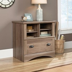 Harbor View Lateral File in Salt Oak - Sauder 422112 found on Bargain Bro from totally furniture for USD $135.88