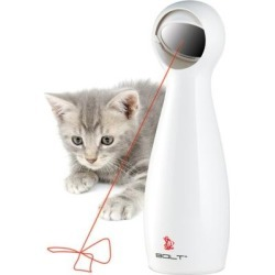 Bolt Interactive Laser Cat Toy found on Bargain Bro India from Crutchfield for $18.95