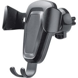 Merkury Innovations Cellular Phone Cases - Black Car Vent Mount Gravity Phone Holder found on Bargain Bro from zulily.com for USD $6.07