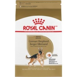 Royal Canin Breed Health Nutrition German Shepherd Adult Dry Dog Food, 17 lbs. found on Bargain Bro from petco.com for USD $42.40