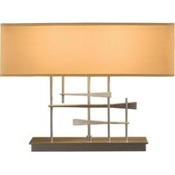 Hubbardton Forge Cavaletti 15 Inch Table Lamp - 277670-1005 found on Bargain Bro Philippines from Capitol Lighting for $1210.00