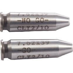 Clymer Go/No-Go Gauge Sets - 7.62x39mm Headspace Gauge Kit found on Bargain Bro Philippines from brownells.com for $66.00
