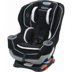 Extend2Fit Convertible Car Seat, Binx - 19.5 x 21.5 x 23.5