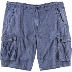 Calvin Klein Mens Denim Casual Bermuda Shorts, Blue, 40 (Blue - 40), Men's found on Bargain Bro from Overstock for USD $33.51