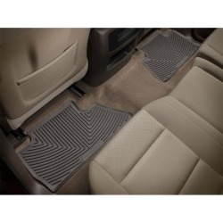 WeatherTech Floor Mat Set, Fits 2014-2017 Jeep Wrangler, Primary Color Brown, Position Rear, Model W322CO found on Bargain Bro from northerntool.com for USD $45.60