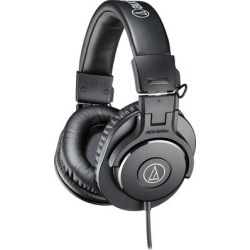 Audio-Technica Headphones Closed-back dynamic monitor found on Bargain Bro from Crutchfield for USD $52.44