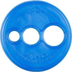 ROGZ by KONG Flying Disc Dog Toy, Color Varies, Large found on Bargain Bro Philippines from Chewy.com for $11.88