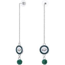 Philadelphia Eagles Women's Chain Pierce Shambala Earrings found on MODAPINS from Fanatics for USD $11.99