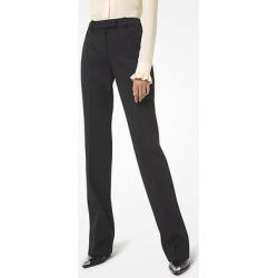 Michael Kors Hansen Wool Gabardine Trousers Black 2 found on MODAPINS from Michael Kors for USD $890.00