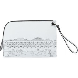 Handbag - White - Lanvin Clutches found on MODAPINS from lyst.com for USD $632.00
