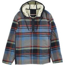 Tommy Hilfiger Mens Matterhorn Jacket (X-Large), Men's, Blue(cotton, plaid) found on Bargain Bro Philippines from Overstock for $132.19