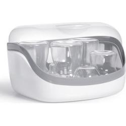 Chicco Bottle Sterilizers White - Microwave Steam Bottle Sterilizer