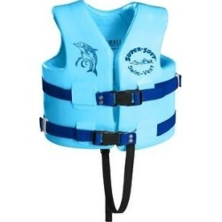 Super Soft CE Approved Vest Child Small (X-Small), Blue found on MODAPINS from Overstock for USD $53.99