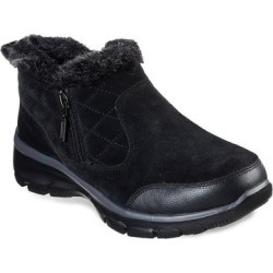 Skechers Relaxed Fit Easy Going Women's Ankle Boots, Size: 5.5, Grey found on Bargain Bro from Kohl's for USD $24.31