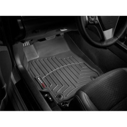 WeatherTech Floor Mat Set, Fits 2009-2010 Dodge Ram 1500, Primary Color Black, Material Type Molded Plastic, Model 442161 found on Bargain Bro from northerntool.com for USD $97.24