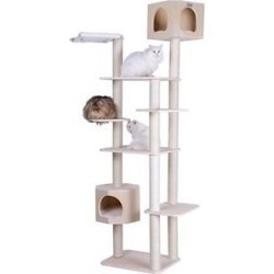 Armarkat 89-in Premium Scots Pine Cat Tree Tower
