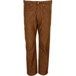 Levi's Men's 501 Original Shrink to Fit Button Fly Jeans (Tan 2125 - 30X34), Brown(canvas) found on MODAPINS from Overstock for USD $49.97