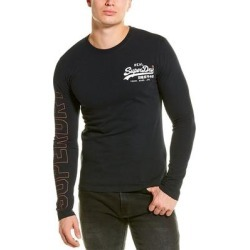 Superdry Vintage Logo T-Shirt (L), Men's, Multicolor found on Bargain Bro from Overstock for USD $16.71