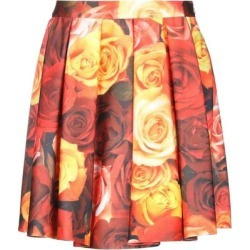 Knee Length Skirt - Orange - Moschino Skirts found on Bargain Bro Philippines from lyst.com for $560.00