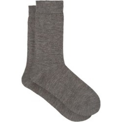 No.1 Finest Cashmere-blend Socks - Gray - Falke Hosiery found on MODAPINS from lyst.com for USD $64.00