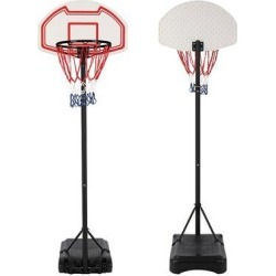SSHAOSS Portable & Removable Youth Basketball Stand Indoor & Outdoor Basketball Stand, Size 75.59 H x 28.74 W x 17.71 D in   Wayfair SSHAOSS7b096f3 found on Bargain Bro Philippines from Wayfair for $149.99